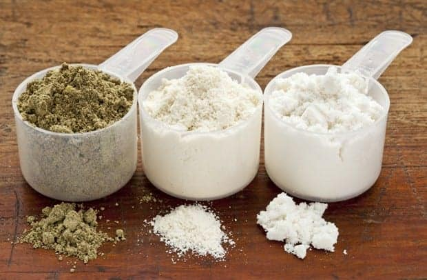 concentrated whey vs whey isolated