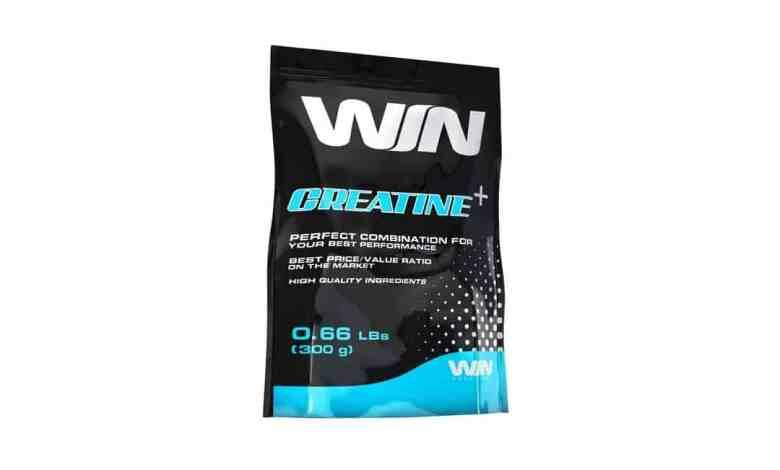 win nutrition creatine+