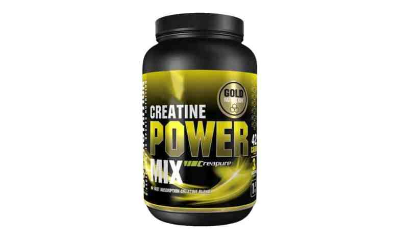 gold nutrition creatine power mix