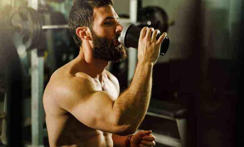 suplementos ganhar músculo