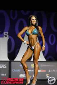 romina basualdo mr olympia 2017