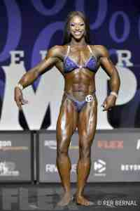 Sheronica Henton mr Olympia 2017