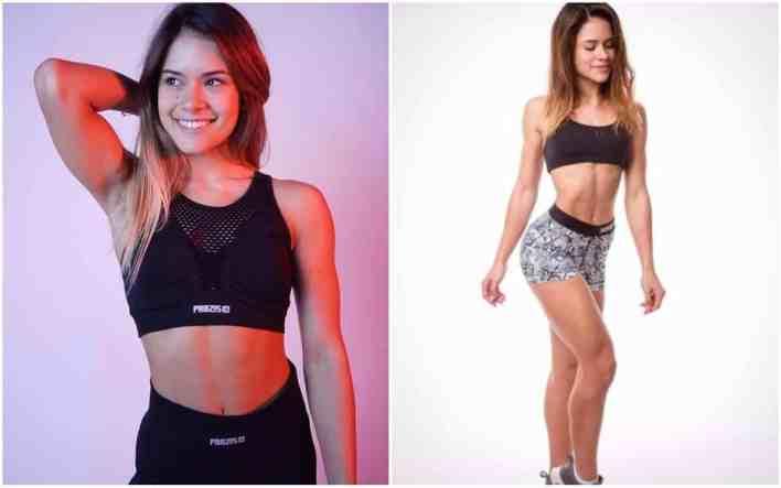 Beatriz Biscay bikini fitness interview