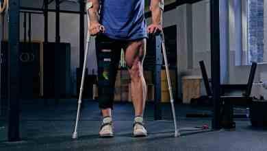 Bild von Wie man Verletzungen und Schmerzen im Fitnessstudio vorbeugt (und behandelt)