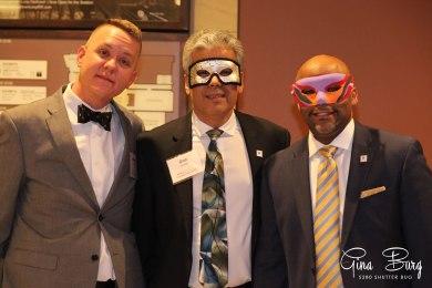Marvyn Allen - GIVE Denver Director, Don Mares, Executive Director DHS, Mayor Michael Hancock