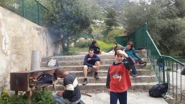 בוסתן כיאט - יעד חביב לטיולי קהילת חיפה של החברה להגנת הטבע