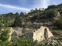 המנזר בנחל שיח