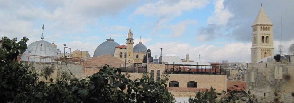 בתים מבפנים – ירושלים