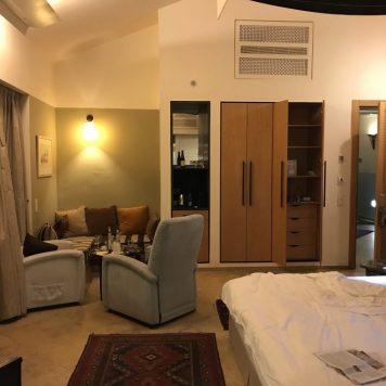 חדר מיני סוויטה במלון