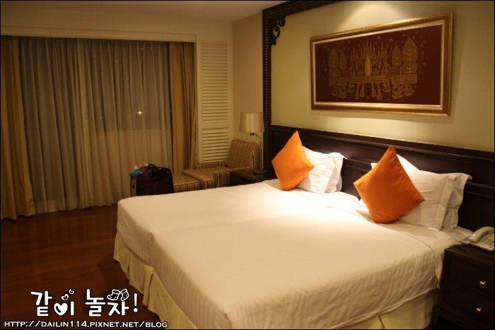 泰國曼谷》泰享受之Centre Point Silom 商務飯店(Room Service介紹)
