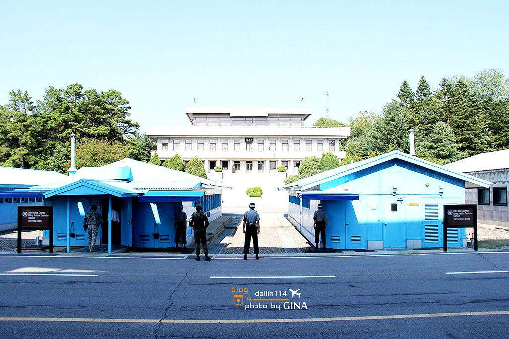 韓國京畿道》韓國DMZ南北休戰線/38休戰線 特別行程 JSA共同警備區 參觀神秘第三隧道之旅(附GINA讀者優惠至12/31止)