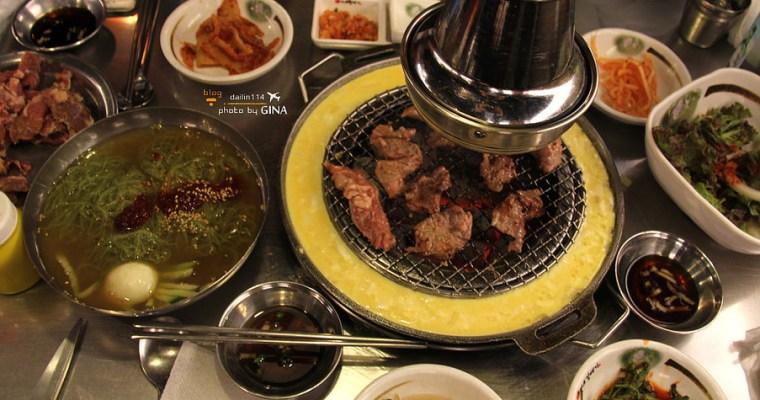 首爾食記》新麻蒲海鷗烤肉(마포갈매기)有點令人銷魂的韓國烤肉 弘大店