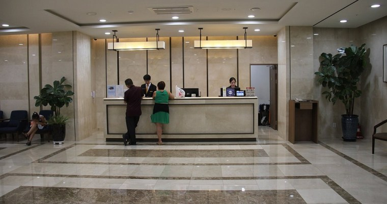 首爾住宿》Expedia訂房 首爾東大門 The Summit Hotel(首爾頂峰飯店)靠近東大門商圈、批貨區、東大門歷史文化公園站(附交通地圖+飯店前即可搭大韓航空巴士方便到機場)