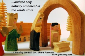 Humor Funny Humorous Family Life Love Laugh Laughter Parenting Mom Moms Dad Dads Parenting Child Kid Kids Children Son Sons Daughter Daughters Brother Brothers Sister Sisters Grandparent Grandma Grandpa Grandparents Grandfather Grandmother Parenting Gina Valley Totally A Hunting We Will Go...Gina's Favorites Holidays Christmas Ornaments Family Time