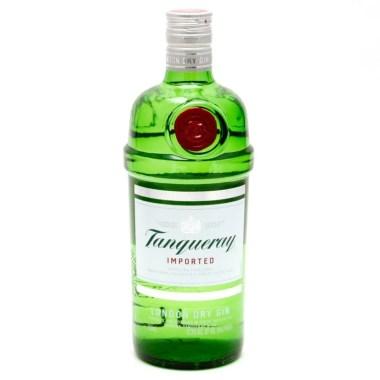 Billede til køb af Tanqueray gin.