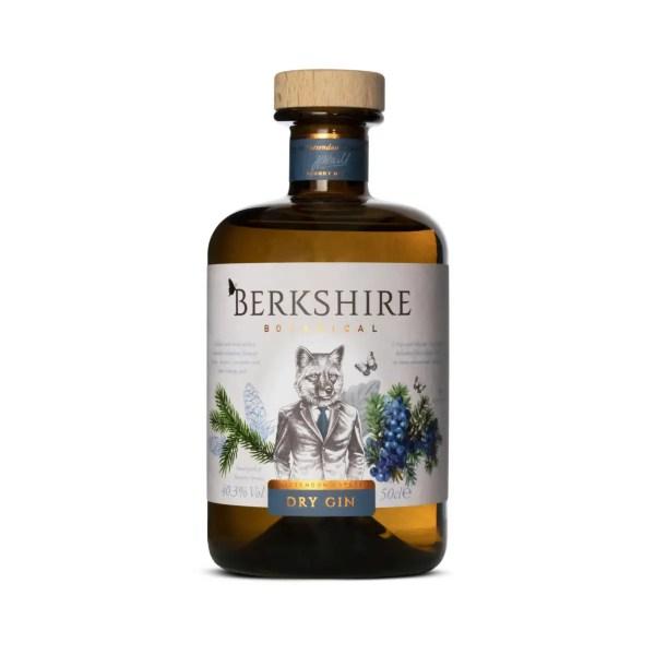 Salgsbillede for Berkshire Botanicals Dry Gin