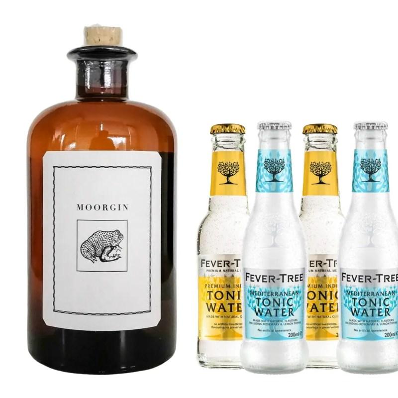 Billede til køb af ginpakke med Moorgin