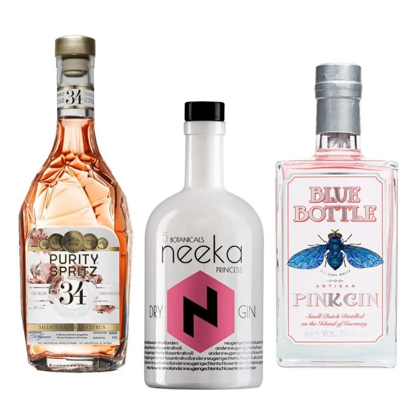 Billede til køb af Pink Ginpakke