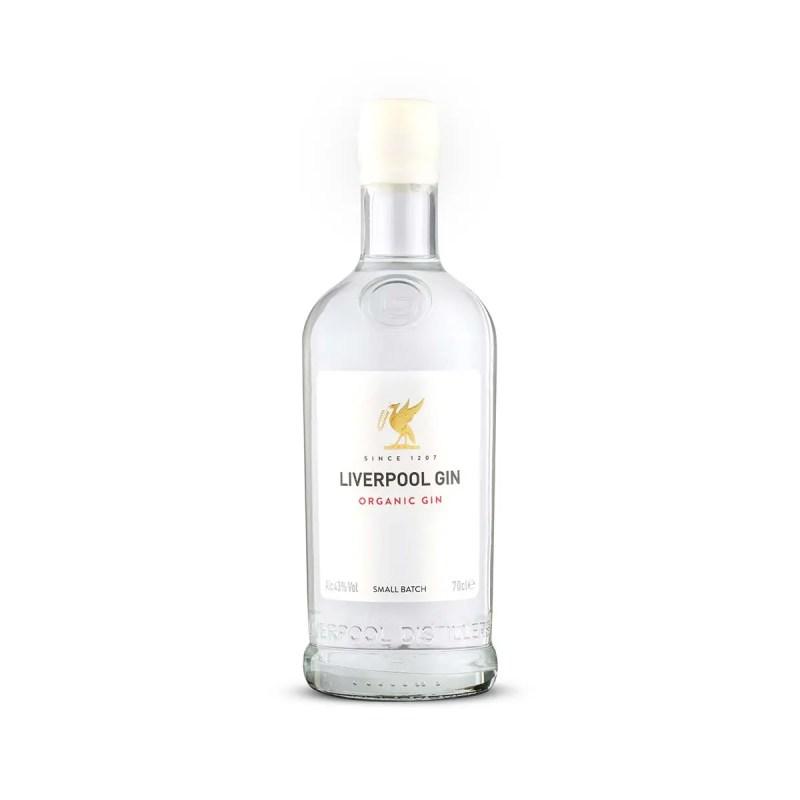 Billede af Liverpool gin flaske