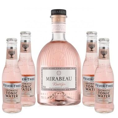 Billede af Mirabeau med aromatic tonic