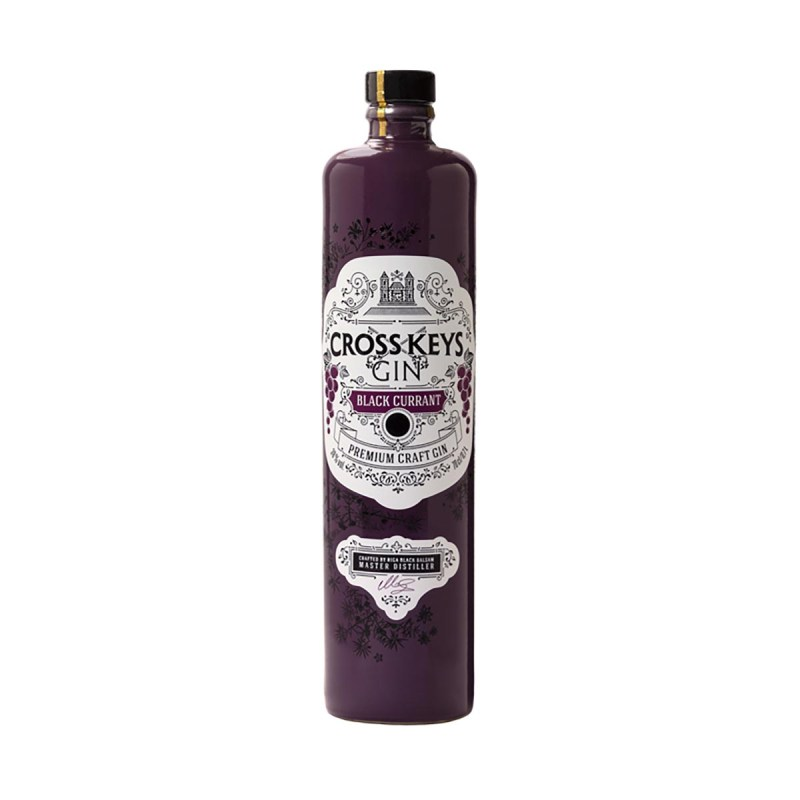 Salgs billed Cross Keys Gin Blackcurrant
