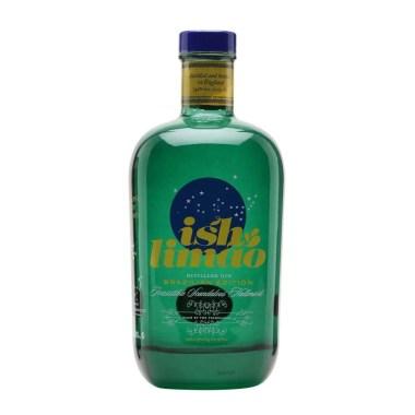 Billede af en flaske Ish Limao Gin til salg