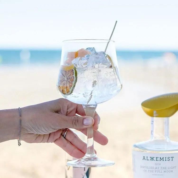Billede af cocktail med Alkkemist Gin