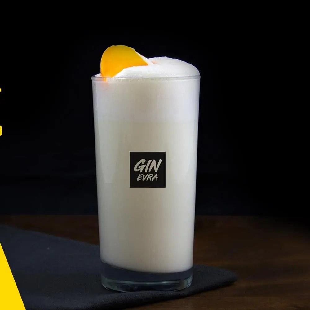 Billede af en cocktail med Gin Evra Mex