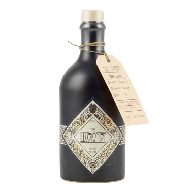 Billede af en flaske the illusionist gin