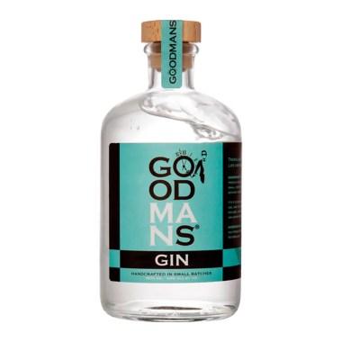 Billede af en flaske Goodmans Gin
