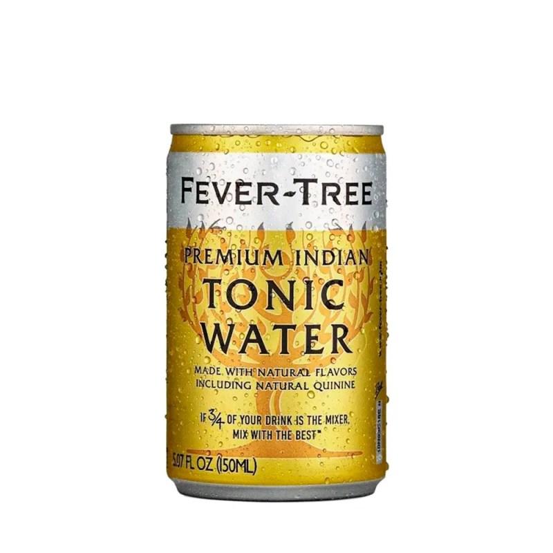 Billede af en dåse Fever Tree Indian Tonic