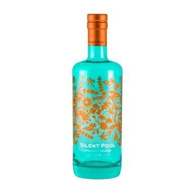 Billede af en flaske Silent Pool Gin