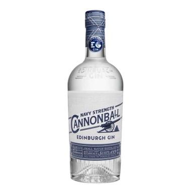Billede af en flaske Edinburgh Cannonball Gin