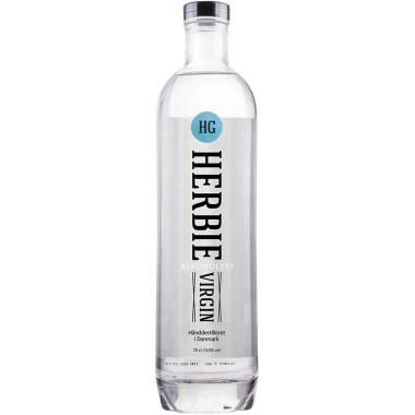 Billede af en flaske Herbie Virgin Alkoholfri Gin
