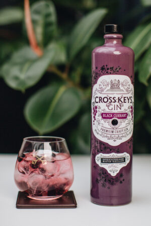 Serveringsforslag Cross Keys Gin