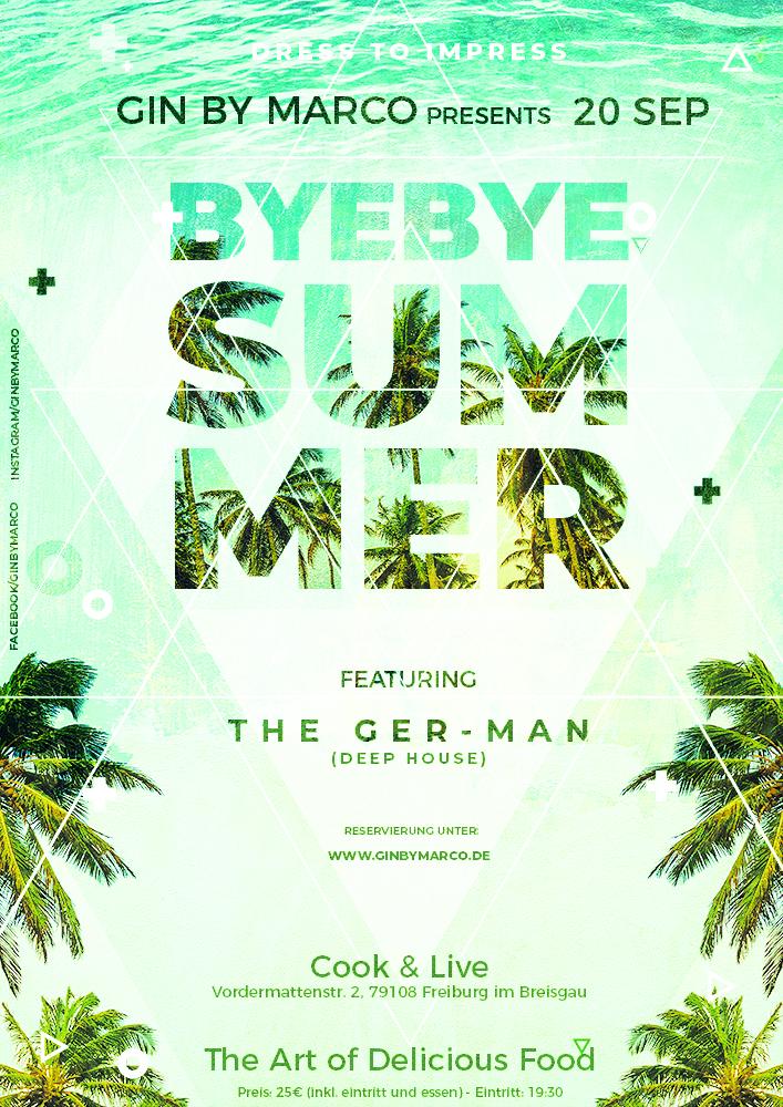 Bye Bye Summer