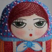 Fabiola: close up