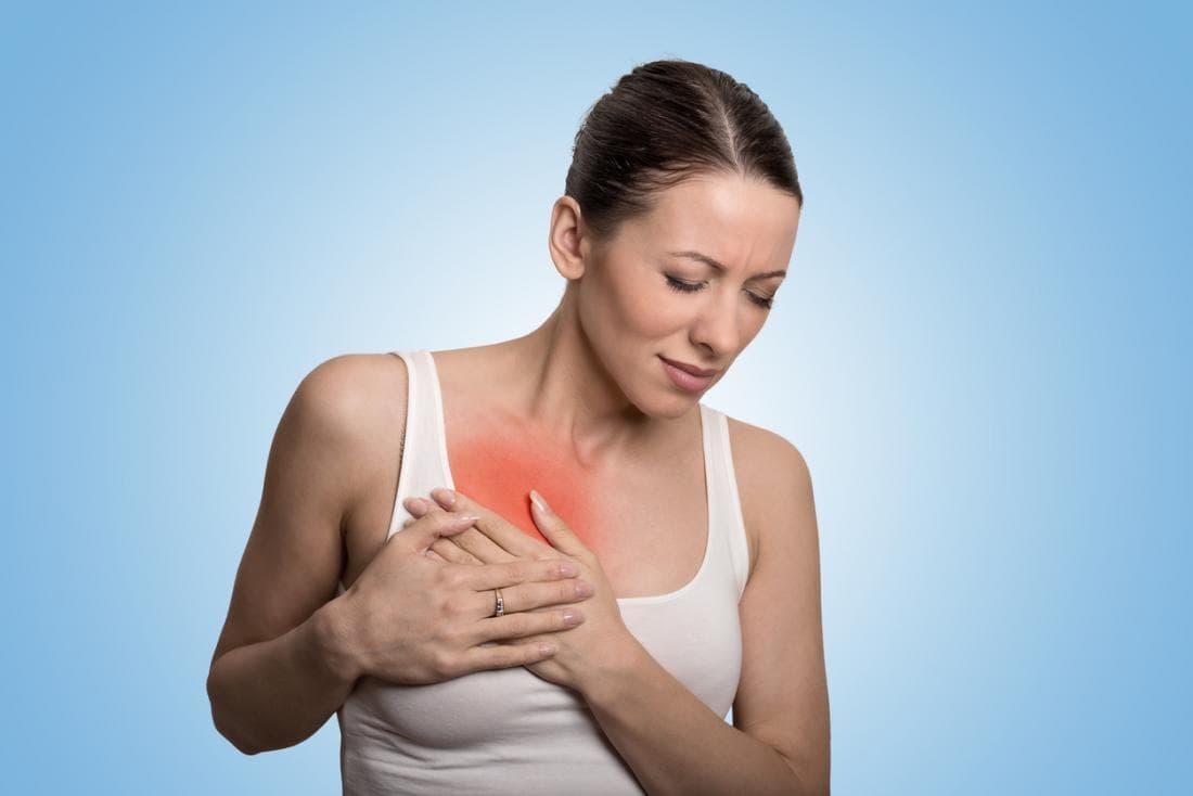 Ушиб молочной железы что делать, лечение, какие мази применять, последствия