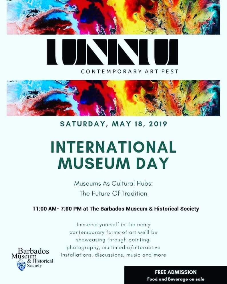 UNNU Contemporary Art Fest   Gine On?! - Bajan Arts and Culture