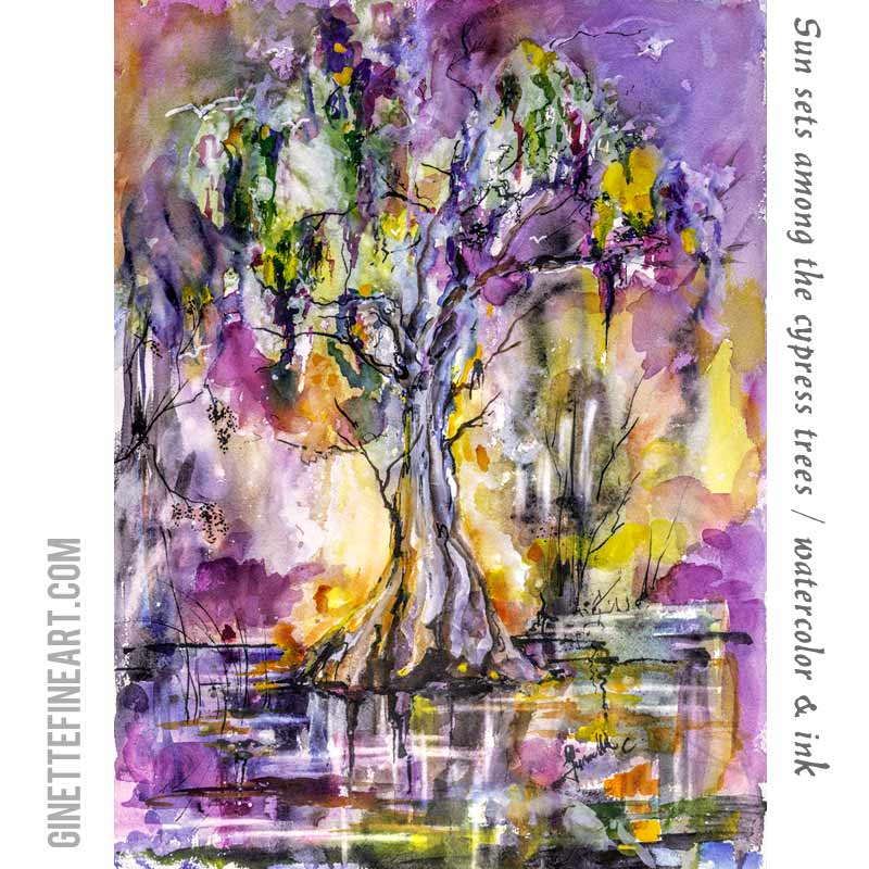 848828db746e7 Page 3 – Ginette Paints Watercolors / Impressionist Oil Paintings
