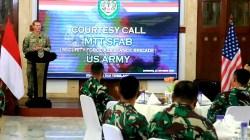 US Army Security Force Assistance Brigade, Penuhi Undangan Jenderal TNI Andika Perkasa