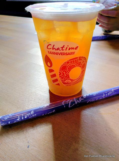 Chatime Tea