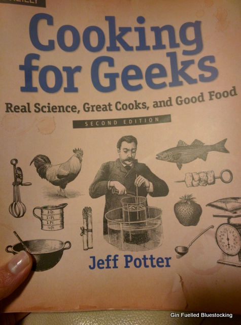 Review: Cooking for Geeks