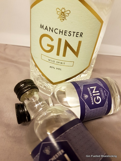 Manchester gin, gin made in Manchester, navy strength Manchester gin, Herbal gin, Gin blog, Manchester food and drink blog, food blogger, Manchester blogger, booze blogger,