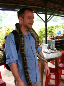 Snake, yes please.