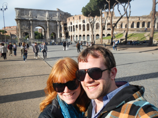 The Arch of Constantine