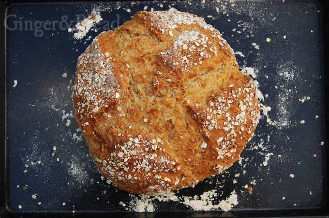 Irish Soda Bread, or Living La Dulse Vita in Belfast's St George's Market