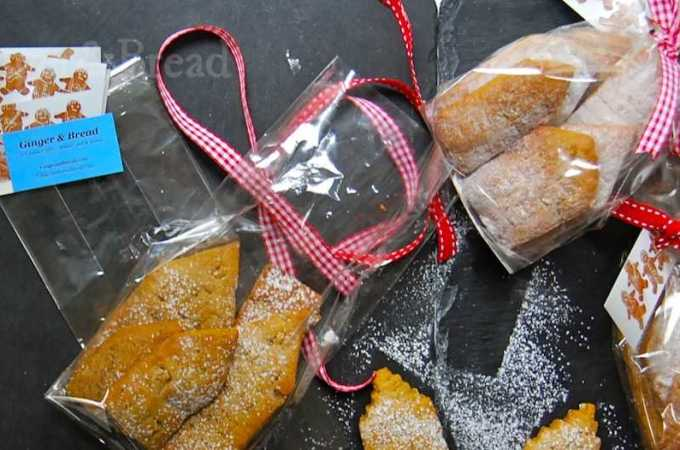 Edible Gifts: A Gingerwonderland