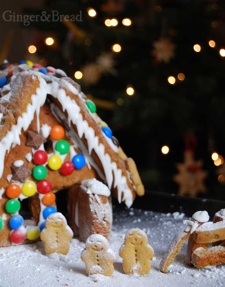 Cute Gingerbread House | Charmingly Cute Gingerbread House Ideas