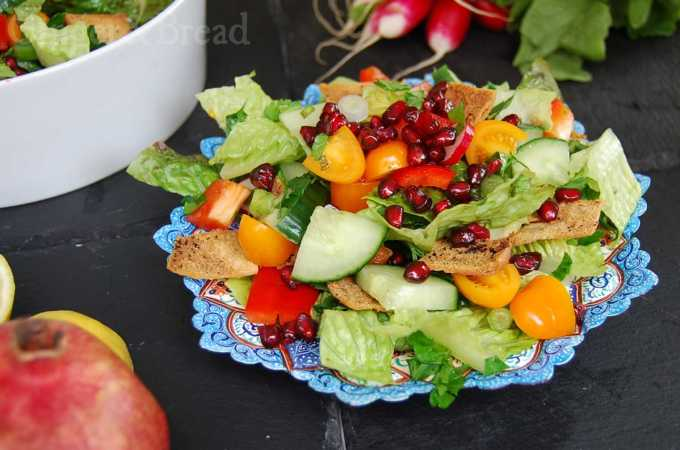 Fattoush – The Perfect Summer Salad